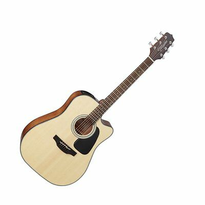 Takamine GD30CE-NAT Dreadnought Cutaway Acoustic-Electric Guitar - Natural