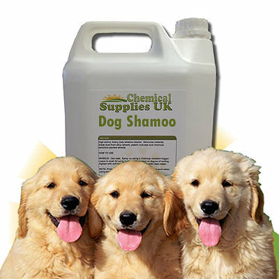 Dog Shampoo, Grooming, Bathing, Showing, Professional, Massive 5 Litres was £25