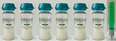 6 X Concentre Vita Ciment 12ML + 1 X Booster Reconstruction 120ML Kerastase