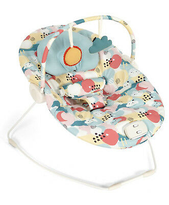 Mamas & Papas Baby Capella Bouncer Wish Upon A Star - Suitable From 0-6 Months