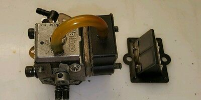 Mt 57 More Tourque Engines Teile gebraucht! Used Parts Walboro HDA 246 744 Carb