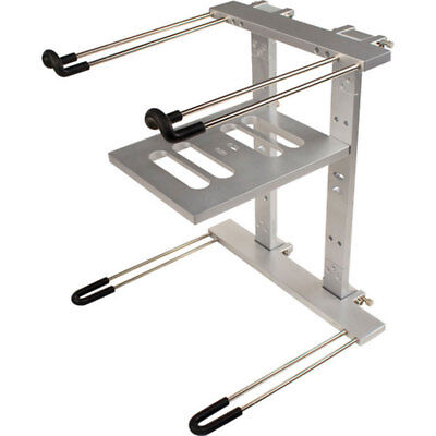Ultimate Support JS-LPT400 Multi-Purpose Aluminum Double-Tier Laptop/DJ Stand