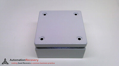 Rittal Kl 1514.510, Terminal Box Without Flange, 150 X 150 X 80,, See De #218142
