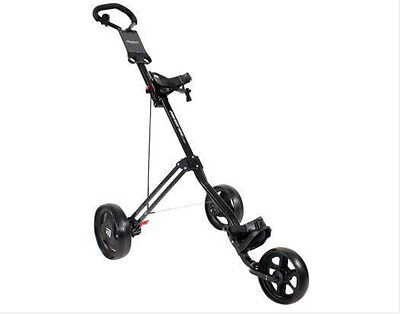 Masters 3 Series 3Wheel Golf Trolley  Only £45.00 + FREE Wheel Covers + FREE DeL