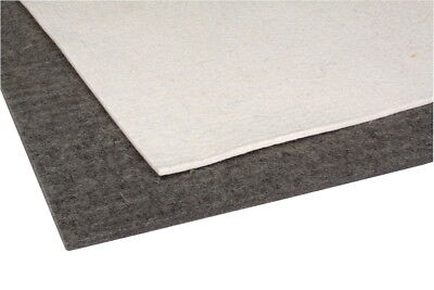 Jack Richeson Blanket Cushion for Small Press, 12 x 26 x 1/4 Inches, Gray