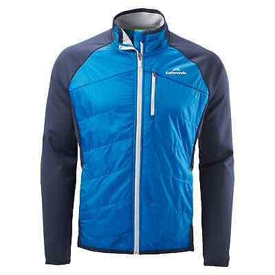 Kathmandu Surmount Mens Insulated Windproof Performance Hiking Jacket Zip Top