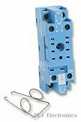 Finder    94.82Sma    Socket & Clip, Din, Dpco, Relay