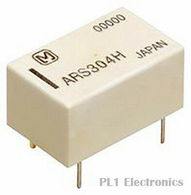 PANASONIC ELECTRIC WORKS    ARS1124    Signal Relay, ARS Series, Latching Single