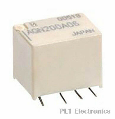 PANASONIC ELECTRIC WORKS    AGN200A24    Signal Relay, AGN Series, Non Latching,