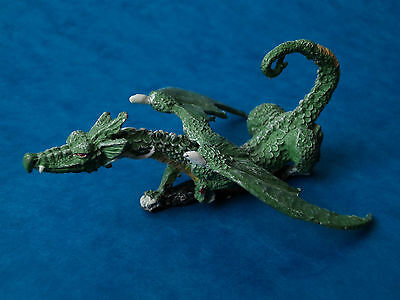 Games Workshop - GREEN DRAGON - Painted Citadel Miniature DRAG3