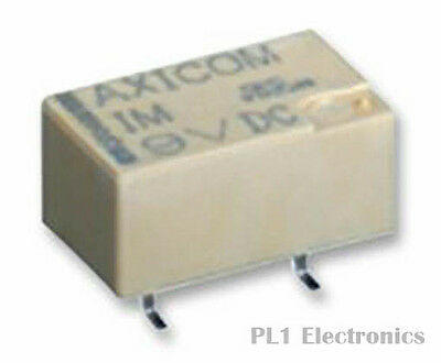 TE CONNECTIVITY    IMC03GR    Signal Relay, IM Series, Non Latching, SPDT, SMD,