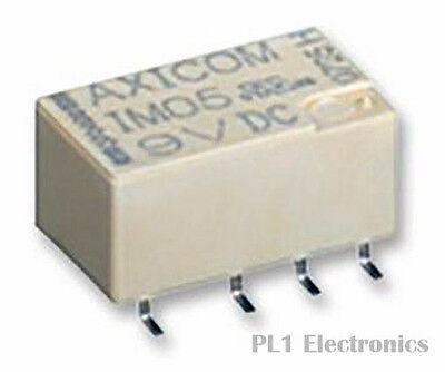 TE CONNECTIVITY    IM06PGR    Signal Relay, IM Series, Non Latching, DPDT, SMD,