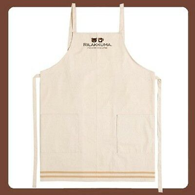 FREE SHIPPING FOR LIMITED TIME ONLY!!! San-X Rilakkuma Apron