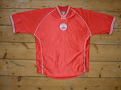 ABERDEEN FC Football Shirt 1996/97  (Medium) Retro Soccer Jersey Scottish #Dons
