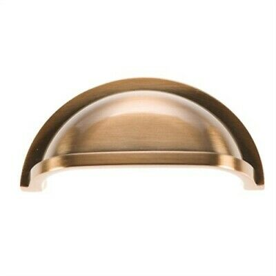 """Belwith P3055-Srg 3"""" Ctr Cup Pull Satin Rose Gold, PartNo P3055-SRG"""