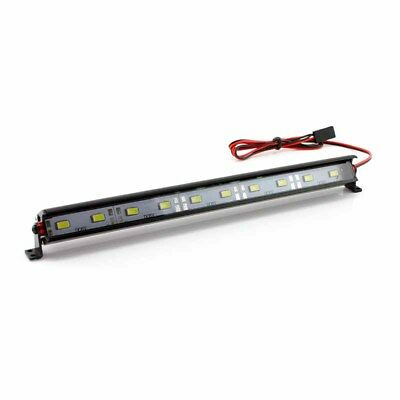 "HobbyStar ""Daylight"" Aluminum 10 LED Light Bar RC Car Crawler Scale Lightbar USA"