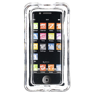 Iphone Ashtray Ashes Smartphone Glass Ash Tray Ipod Apple Design Cigarette Ash