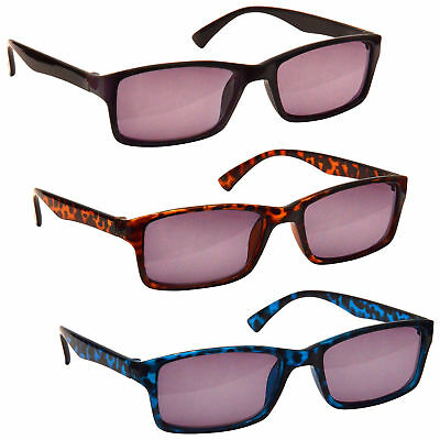 Sun Distance Glasses Myopia Near Short Sighted Mens Womens