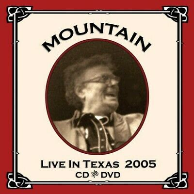 Live In Texas - 2 DISC SET - Mountain (2011, CD NEUF)