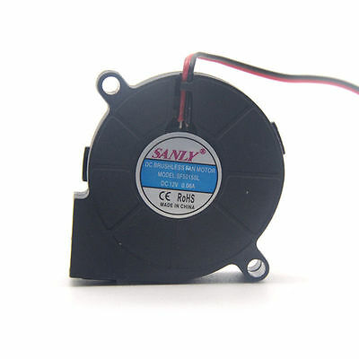 SANLY 5015 SF5015SM 12V 0.06A SF5015SL purifier turbine drum fan #M2766 QL