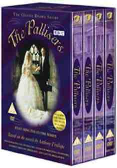 The Pallisers : The Complete Box Set - New DVD