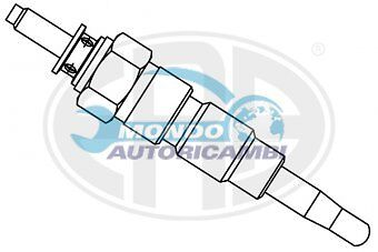 Candeletta Accensione Nissan Pick Up (D21) 2.5 D 4Wd 53Kw 72Cv 09/1985 08/88