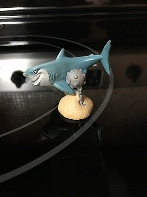 "BRUCE THE SHARK 2"" PVC FIGURE Disney Finding Nemo,Cake Topper"