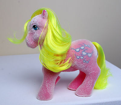 SHADY- My Little Pony G1- SO SOFT- Great!- Sunglasses
