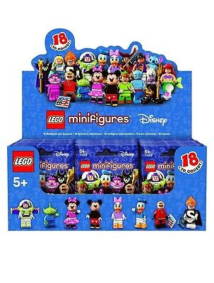 SELECT ANY Lego Minifigure Series Disney - New - Complete