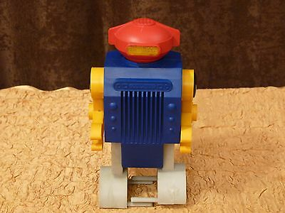 Vintage VERY RARE Bulgarian Battery Walking Robot CYCLOP Toy 1960