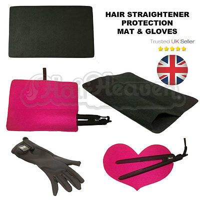 Hair Straightening Heat Proof Safety Mat for GHD and other hair Straighteners