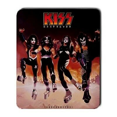 Music Mouse Pad - Celebrities KISS Band Rock N Roll Large Mousepad Mouse Pad