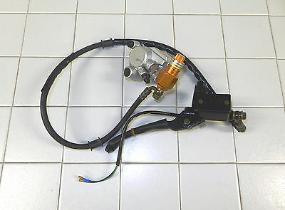 BRAKE ASSEMBLY FOR 50cc & 150cc SCOOTERS COMES WITH MASTER CYLINDER