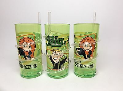 Kim Possible Cup Set Brand New!