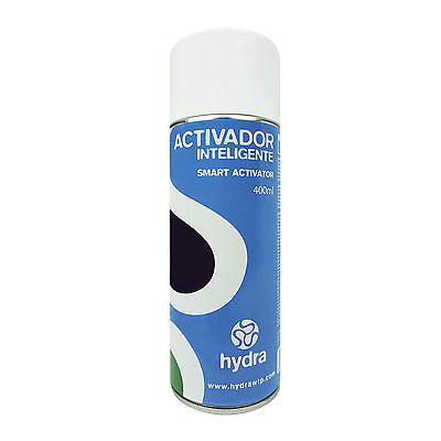 Activador aerosol spray 400 ml water transfer hidroimpresion film hydrographics
