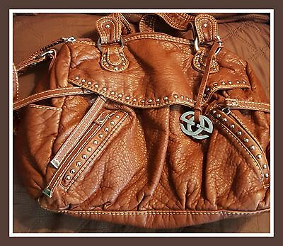 RED BY MARC ECHO BROWN HOBO HANDBAG; LAST ONE!  -Recently Reduce-