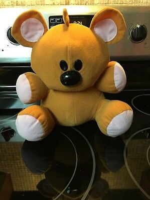 "Paws Garfield Pooky Pookie Teddy Bear 9-10 "" Plush Stuffed Animal Toy Factory"