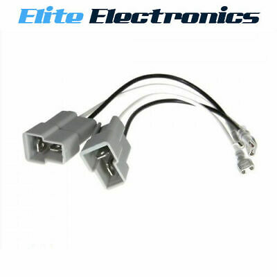 Aerpro Aps36 Speaker Leads Cable Wire Oem Plug For Hyundai Excel Mitsubishi