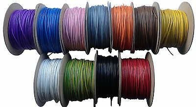 1mm 1.5mm 2.5mm 12V/24V Tri Rated Cable Wire 18AWG 16AWG 14AWG Automotive Auto