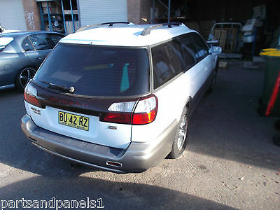 Wrecking Subaru Outback/liberty 2002 3Rd Gen Complete Car H6 6Cyl Auto All Parts