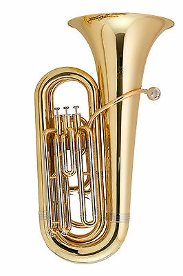 John Packer JP078 MKII Tuba Bb in Lacquer