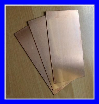 Copper  Sheet 0,2  0.4 ; 0,5 ; 0.6 ;1; 1.5mm. ; 2mm. Various Sizes. Super Price