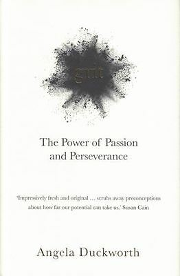 Grit - The Power of Passion and Perseverance by Angela Duckworth NEW Hardback
