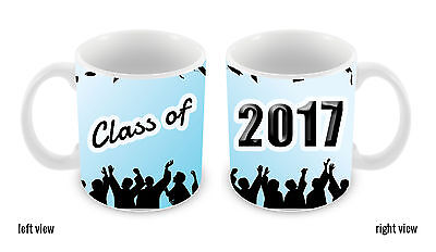 Graduating Class Of 2017 11oz Ceramic Coffee Mug