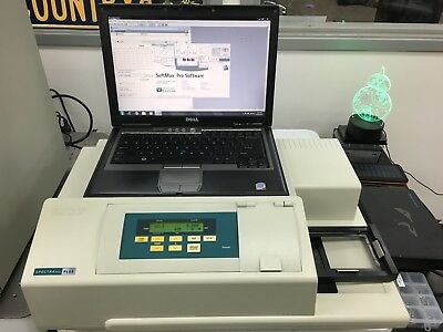 Warranty Molecular Devices SpectraMax Plus 384 Absorbance Microplate Reader