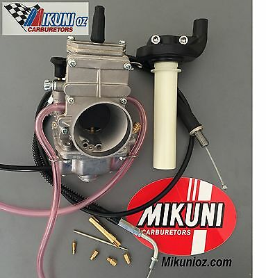 Mikuni Carburetor TM34 Flatslide Kit for Honda XR250
