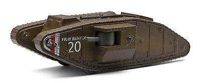 Corgi CS90614 Mark IV Male Tank WW1 Centenary Collection Diecast Model