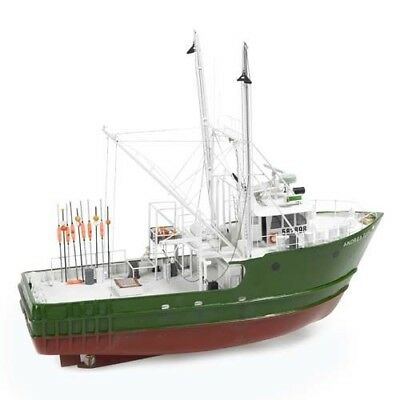 """Andrea Gail """"Perfect Storm"""" 1:60 Scale Billings Boats Wooden Ship Kit B608"""