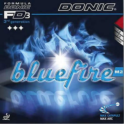 Donic Bluefire M2 Table Tennis Rubber (Sale)