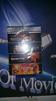 karate kid collection *DVD*NUOVO